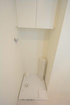 西五反田コープ 洗濯機スペース