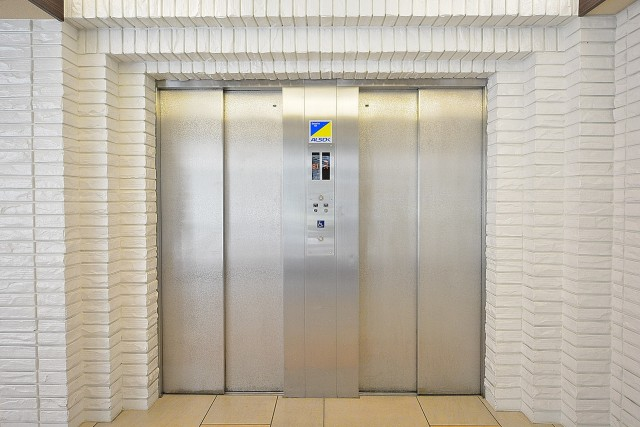 インペリアル赤坂フォラム エレベーター2基