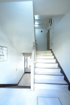 上北沢テラス 共用階段