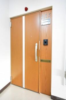 上北沢テラス 玄関ドア
