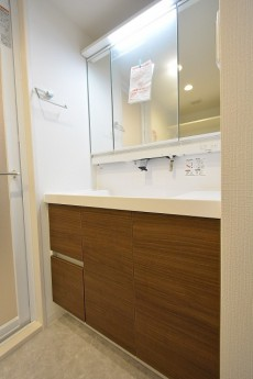 上北沢テラス 洗面台