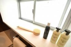 赤坂台マンション バスルーム窓
