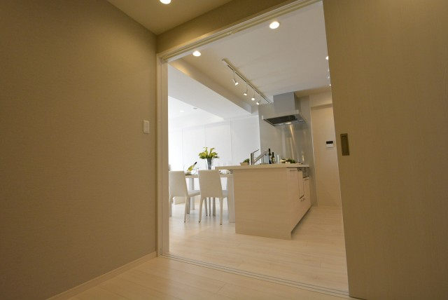 キッチン横洋室