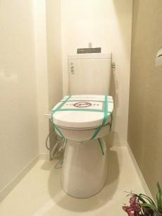 自由ヶ丘第七コーポ トイレ