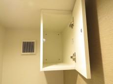 自由ヶ丘第七コーポ トイレ収納