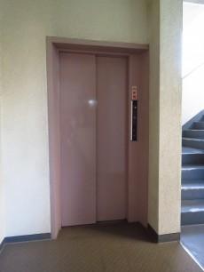 目黒不動前ハイツ エレベーター