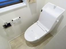 エクレール洗足 トイレ