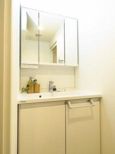 エクレール洗足 洗面化粧台