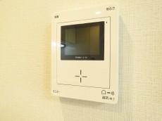 柿の木坂パレス TVモニター付きインターホン