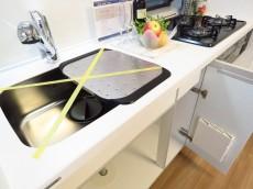 エクレール洗足 キッチン