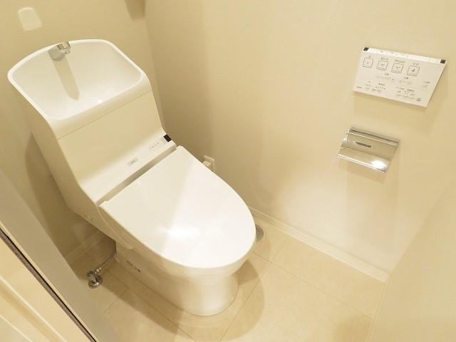 ハイライフ大森 トイレ