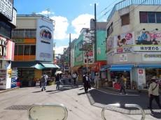 学芸大ハイツ 商店街
