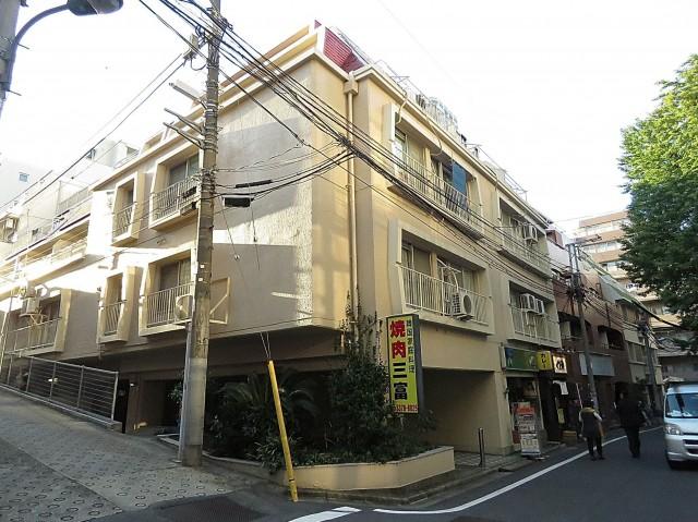 マンション西新宿 外観