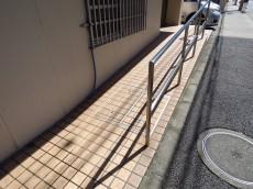 田町東豊エステート スロープ