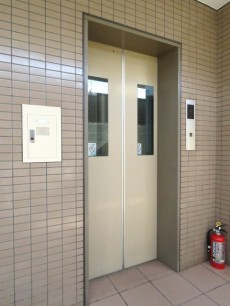 ビリジアン学芸大学 エレベーター