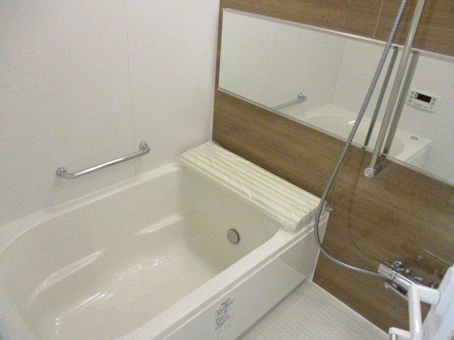大森パークハイツ 浴室