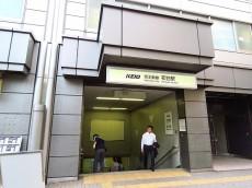チサンマンション参宮橋 初台駅