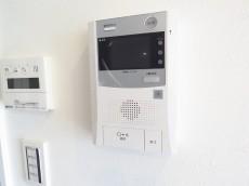 エンゼルハイム馬事公苑 TVモニター付きインターホン
