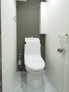 金王アジアマンション トイレ