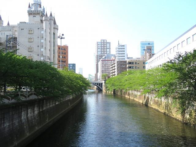 目黒グリーンコープ 目黒川