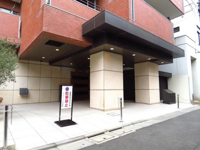 セブンスターマンション東山 エントランス