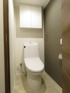 東カングランドマンション池袋キャッスル トイレ