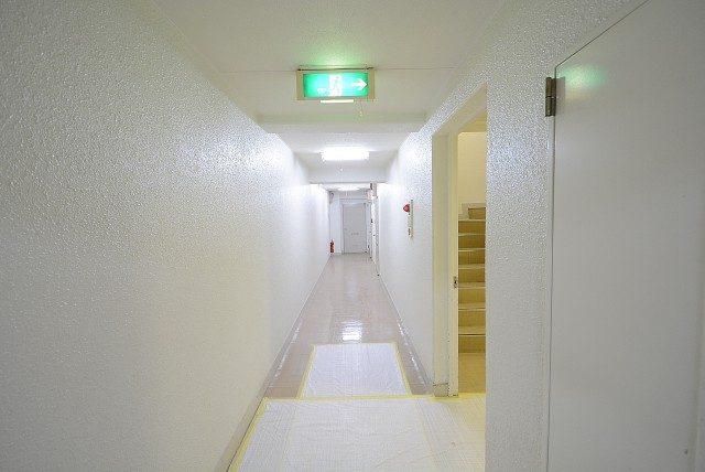 アルカサル渋谷 内廊下