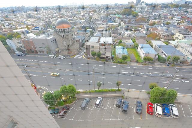 柿の木坂パレス 11階