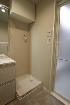 エンゼルハイム大井 洗濯機スペース
