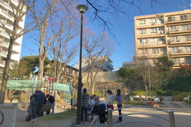 新宿区立牛込弁天公園