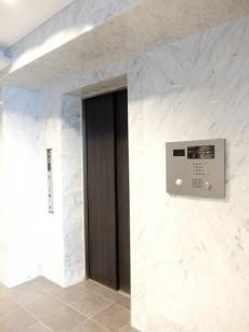シティハウス東大井 エレベーター