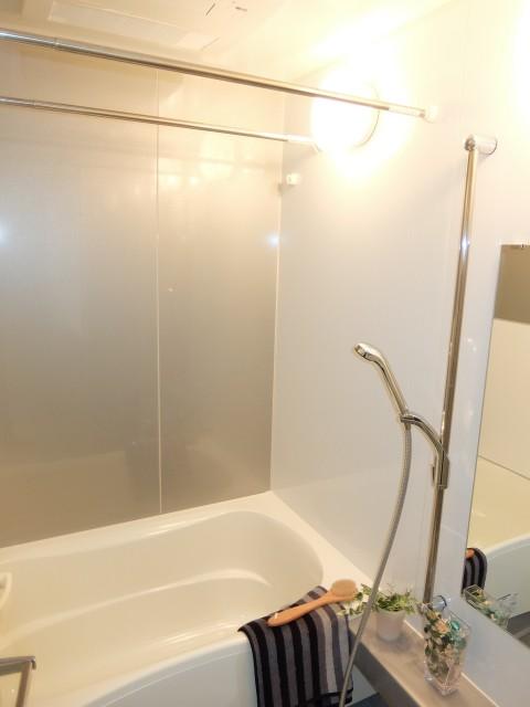 シティハウス東大井 浴室