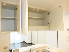 シティハウス東大井 キッチン吊戸棚