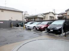 シティハウス東大井 駐車場