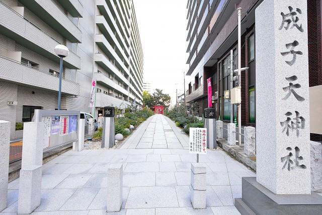 アルテール新宿 周辺