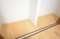 アルテール新宿 6.0帖洋室のクローゼット