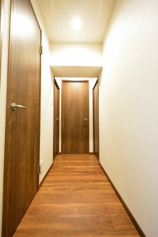 第2桜新町ヒミコマンション 玄関廊下
