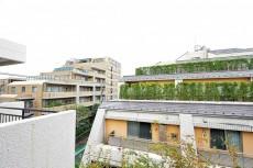 桜新町ヒミコマンション 5.6帖洋室バルコニー眺望