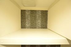 コーヅ白金台 トイレ棚