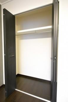 コーヅ白金台 5.1帖洋室のクローゼット