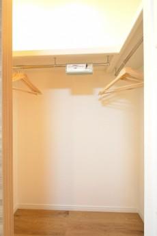 朝日目白台マンション 4.5帖洋室のWIC