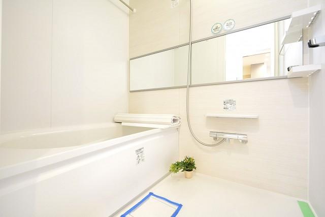 朝日目白台マンション バスルーム