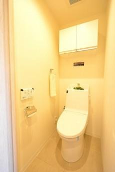 藤和シティホームズ高輪台 トイレ