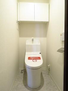 ニューハイツ青山 トイレ