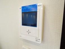ニューハイツ青山 TVモニター付きインターホン