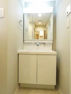 第一フォンタナ駒沢 洗面化粧台