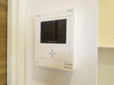 第一フォンタナ駒沢 TVモニター付きインターホン
