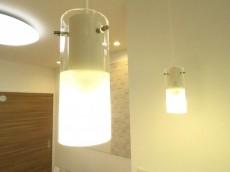 第一フォンタナ駒沢 照明