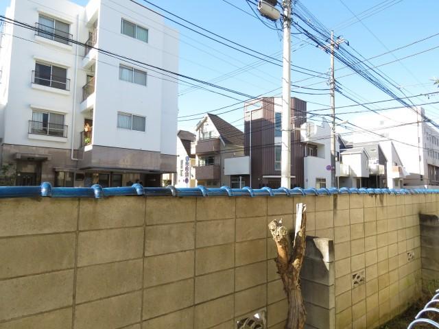 第一フォンタナ駒沢 眺望