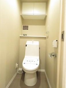エクサージュ海岸 トイレ